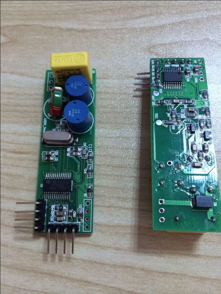 FREE SHIPPING st7540 module development board of power line carrier power line communication without DC independent programming