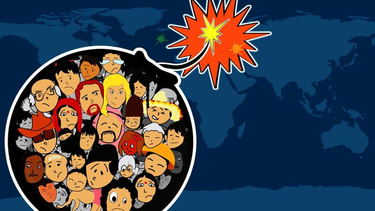 @SadhguruJV on Why Only Population Control Can Ensure Our Survival