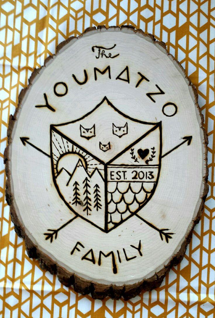 Youmatzo Family Crest