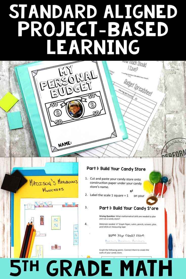Pin By Whitney Hunt On 5th Grade In 2020 Project Based Learning Math 5th Grade Math Project Based Learning