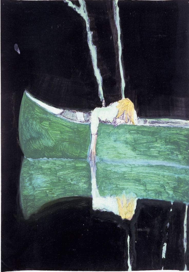 The Eye of the Painting: An Interview with Peter Doig – Border Crossings Magazine
