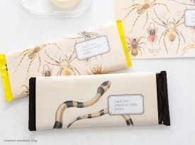 Wrap treats in petrifying packaging