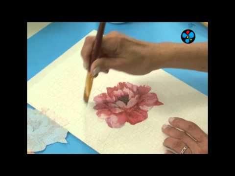 Usos del Adhesvio y Barniz para Decoupage Flexible - Lidia Gonzalez Varela en Manos - YouTube
