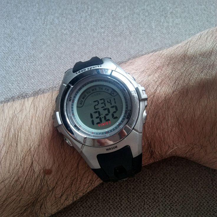 Timex 1440 Sports Watch - T5G901