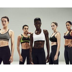 ナイキが女性アスリートのためのスポーツブラコレクション発売