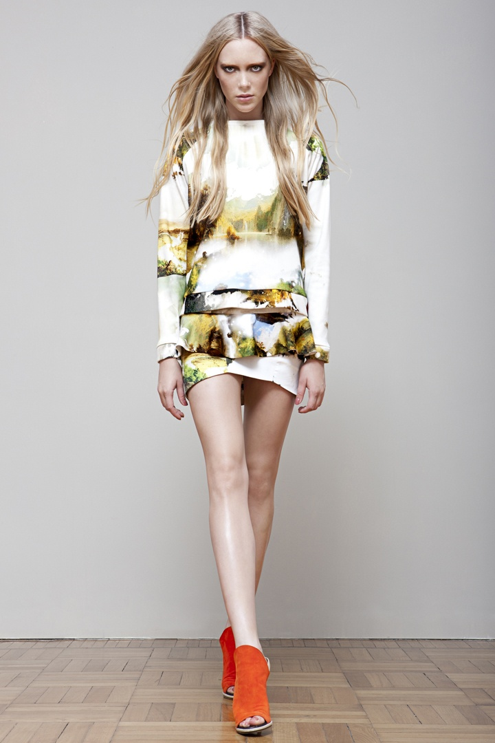A-lab Milano Spring / Summer 2013 Collection | The Cool Hour | Find, Discover, & Shop Women's Fashion & Clothing