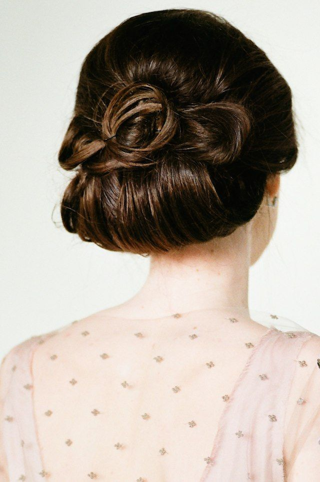 Stylish updo | Katerina Lobova Photography | see more on:…