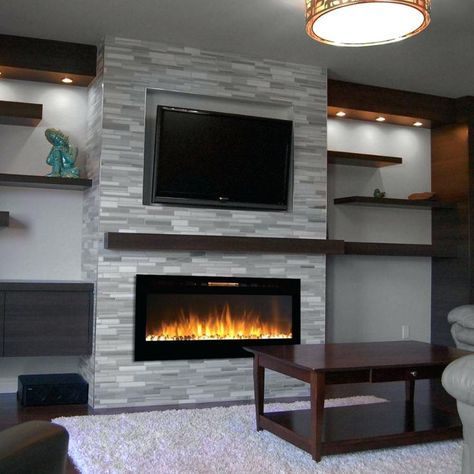 electric fireplace living room chic and modern wall mount ideas for living room living room chairs with ottoman