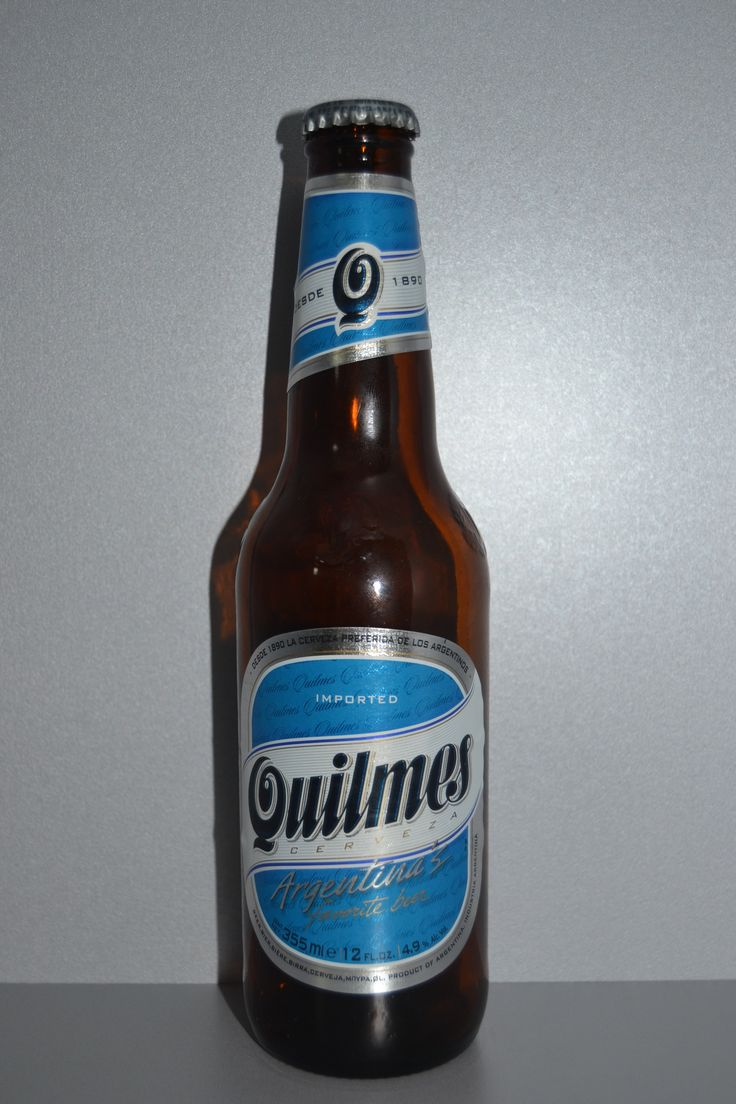 """""""Quilmes"""": Beer from Quilmes (Argentina)"""
