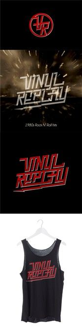 Design the ultimate rock and roll logo for Vinyl Replay by R-OR