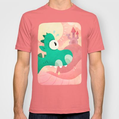 A castle for each dragon T-shirt