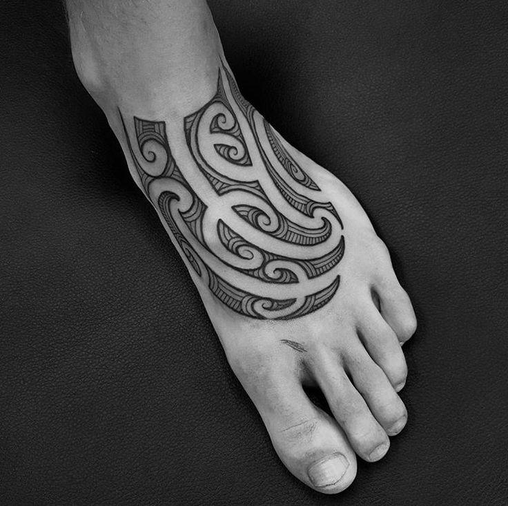 Tomato feet tattoo done by Tristan (Dead Meat Tattoo) #sunsettattoonz www.sunsettattoo.co.nz