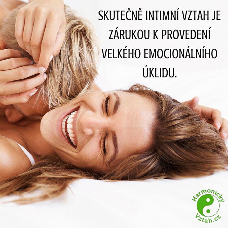 Jak mít nádherný intimní vztah. http://HarmonickyVztah.cz