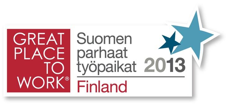 Solita on yksi Suomen parhaimmista työpaikoista. Vuonna 2013 Solita kantaa ylpeänä seitsemänneksi parhaan työpaikan titteliä parannettuaan sijoitustaan edellisestä vuodesta kuudella sijalla.