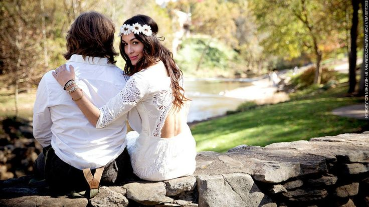 Daniel Bryan and Brie Bella Wedding Photos | Latest WWE News, results and many more tips and tricks