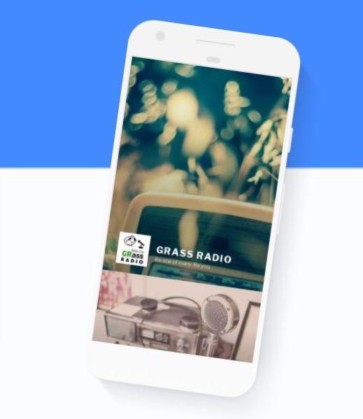 Πατήστε εδώ για να κατεβάσετε την εφαρμογή του grass radio. (Για τώρα μόνο Android, μαθαίνουμε και iOS και θα έρθει κάποτε και για εκεί.) Και γιατί να το κατεβάσεις; Εκτός από πληροφορίες προγράμματος, κάνει και καλό buffering. Δηλαδή παίζει σταθερά ακόμα κι όταν το wifi σας τρεμοπαίζει. Επίσης