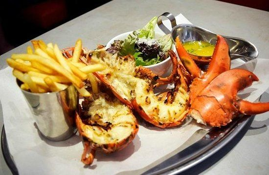 Lobster: Pince and Pints