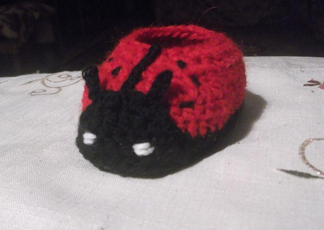 Ladybug Crochet Pattern Free Images Knitting Patterns Free Download