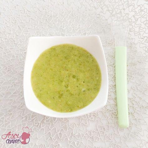 Kara Buğdaylı Bezelye Çorbası (+8 ay) Sağlıklı, besleyici ve kolay bir çorba tarifi oldu. Hem sağlıklı, hem de değişik bir çorba deneyimi. #bebek #corbalar #bebekyemekleri