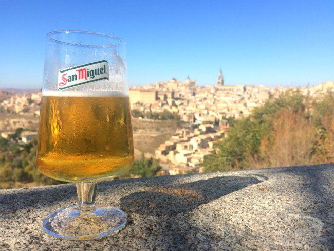 beer, Spain, toledo