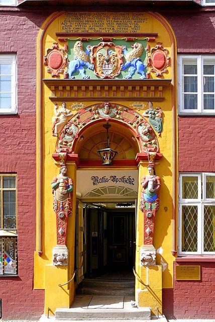 Lüneburg,Niedersachsen - Germany