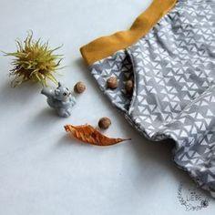 Freebook Broekje – (wieder eine) schnelle Kinderhose nähen, #Babykleidungschnittmuster #Broe…