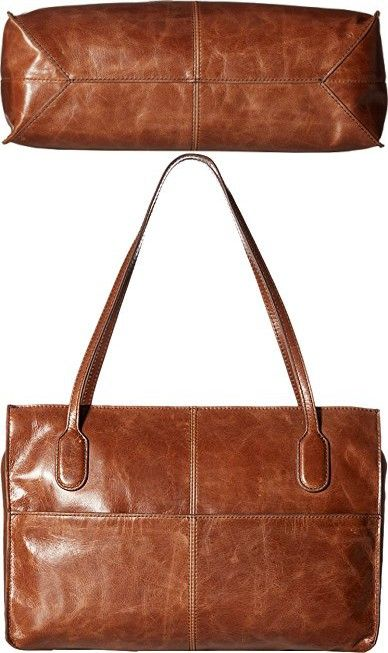 Hobo Women's Genuine Leather Vintage Friar Top Handle Shoulder Bag (Cafe)