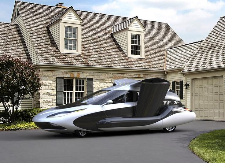 Terrafugia has been working for years on the development of a flying car. They company finally shows off a new look.