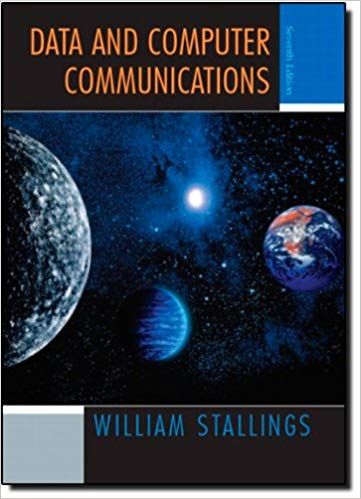 For Title Data And Computer Communications Seventh Edition