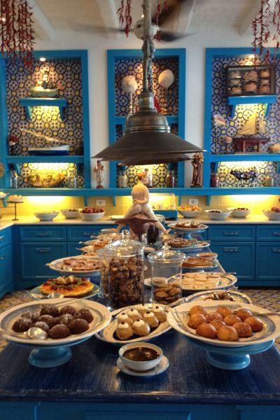 Temptation room at il riccio restaurant beach club for Restaurant la cuisine dax