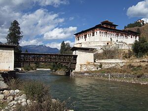 Paro Dzong | リンプン・ゾン