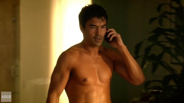 The gorgeous Adam Noshimuri ;) @Iananthonydale