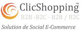 Logo de ClicShopping