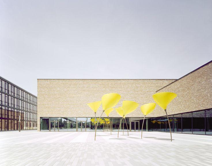 Porentief rein - Besucherzentrum in Winnenden von Reichel Schlaier