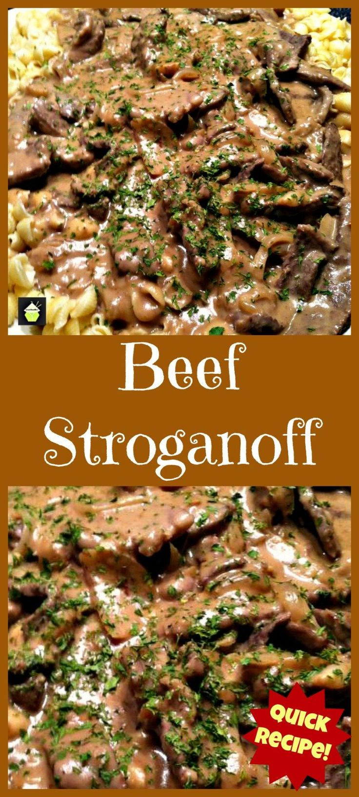 Beef stroganoff quick and easy dinner with a great sauce for Quick and easy dinner ideas with hamburger meat