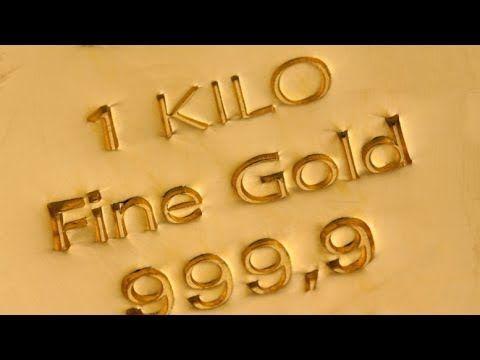 El oro alcanza su máximo de tres meses y se sitúa a 1.310 dólares la onza