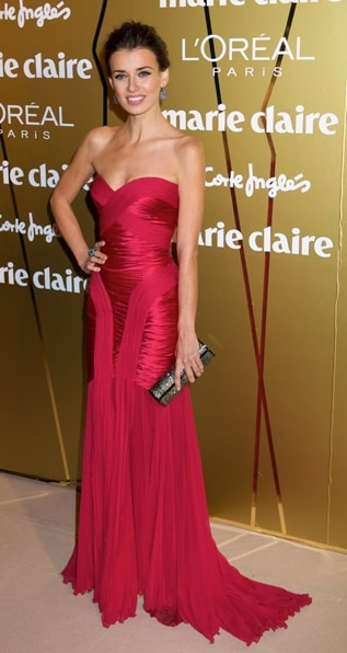 Natasha Yarovenko | Zuhair Murad | Marie Claire Prix de la Moda Awards 2011