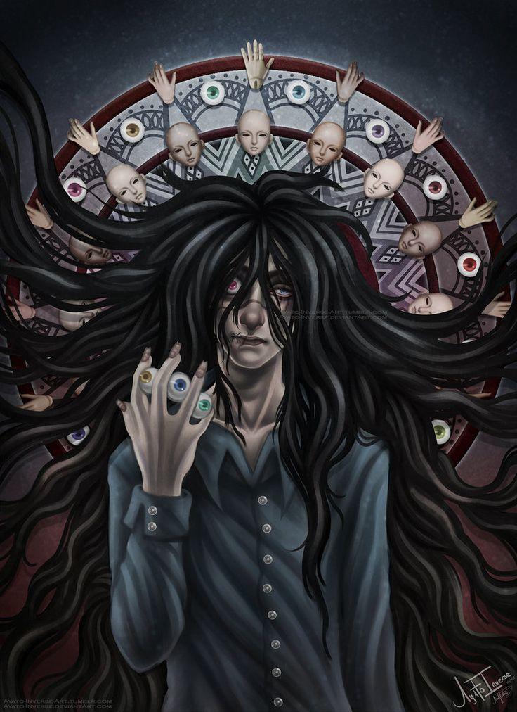 ~The Doll Maker~ by Ayato-Inverse on DeviantArt