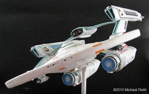 Starship Modeler: Gallery (Star Trek: Federation)