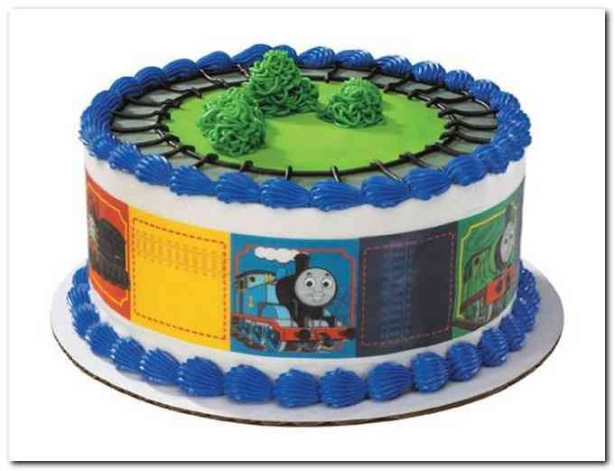 Thomas And Friends Birthday Cake Topper