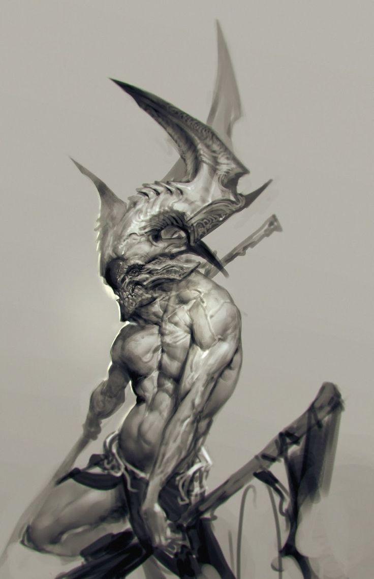 More demons! by Robotpencil.deviantart.com on @deviantART