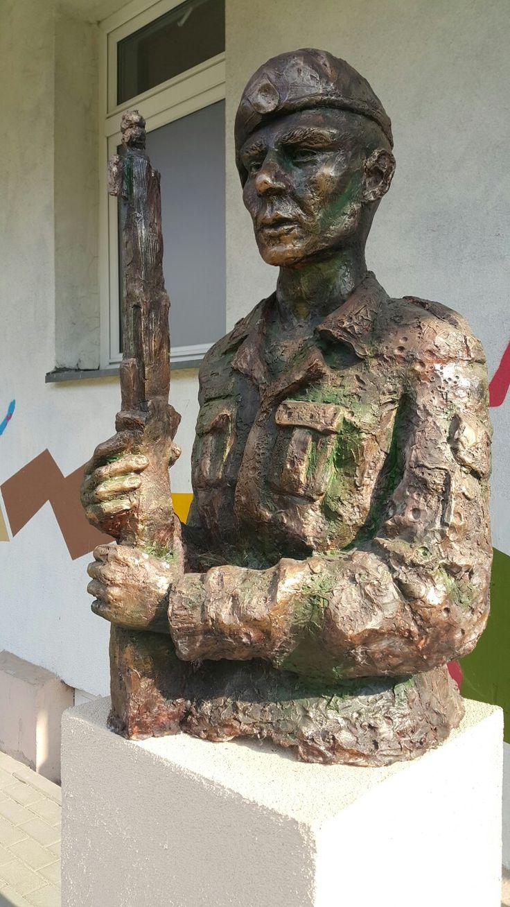 Pomnik w Jarosławiu