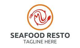 Seafood Resto Logo