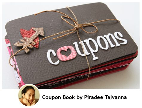 Love coupons! such a cute, inexpensive gift!