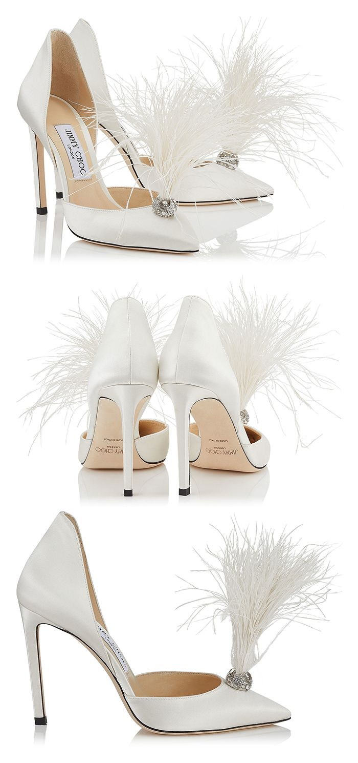 Every Bride Dreams Of Wearing The Prettiest Wedding Dress And The Shoe Addict The Prettiest Shoes Best Bridal Shoes Bridal Shoes Flats Bridal Shoes Low Heel