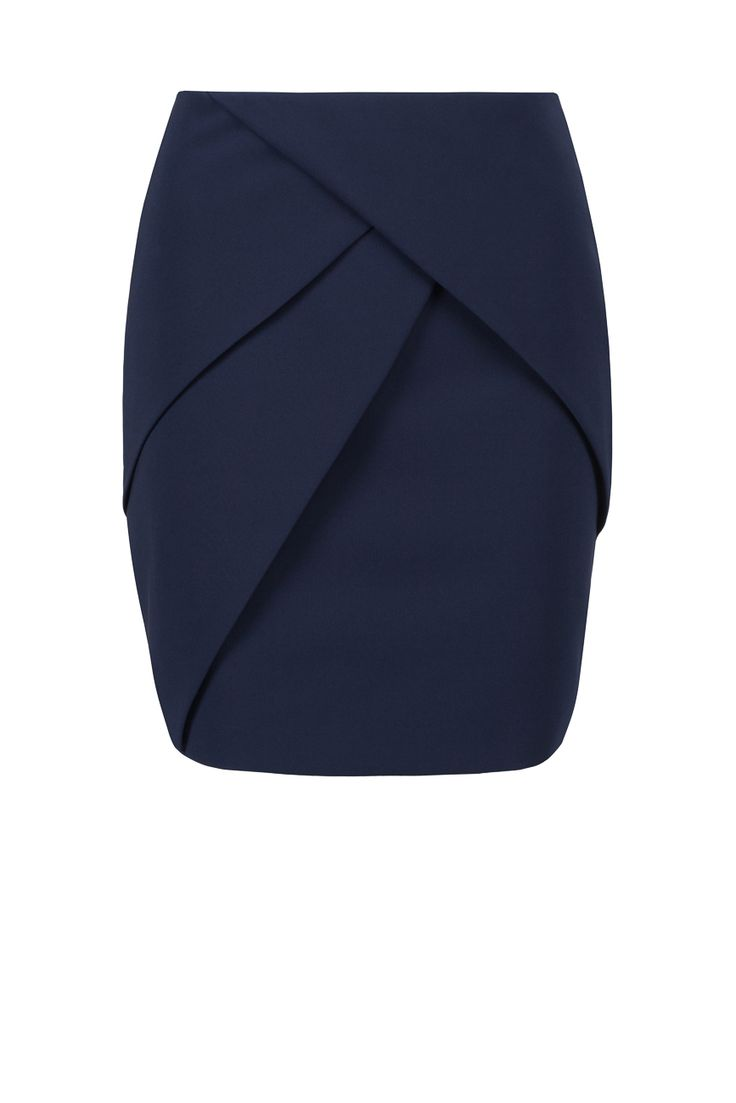 skirt: pencil skirt with layered pleats