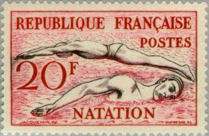 Helsinki Olympics 1952: Swimming