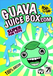 Guava Juice Box
