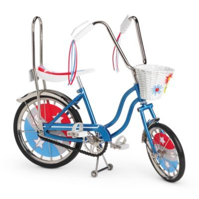 Julie's Banana Seat Bike | julieworld | American Girl