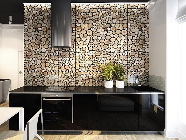 Diese Echtholzpaneelen sind - jede für sich - Unikate, haben jedoch ein einheitliches, festgelegtes Maß, welches Handhabung und Verarbeitung sehr erleichtert. Sie erlauben ein breites Spektrum von Verwendungsmöglichkeiten - nicht nur als Wanddekoration.